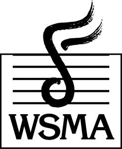 Wisconsin School Music Association Logo