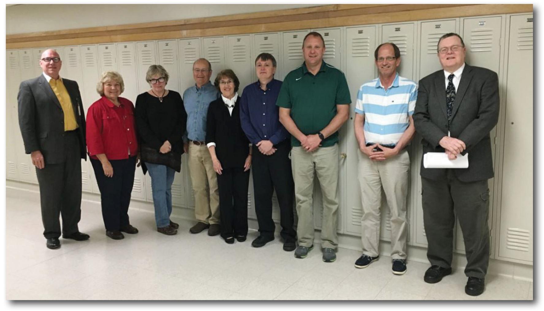 Rhinelander School Board