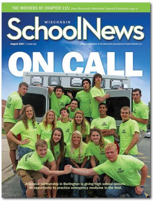 School News cover