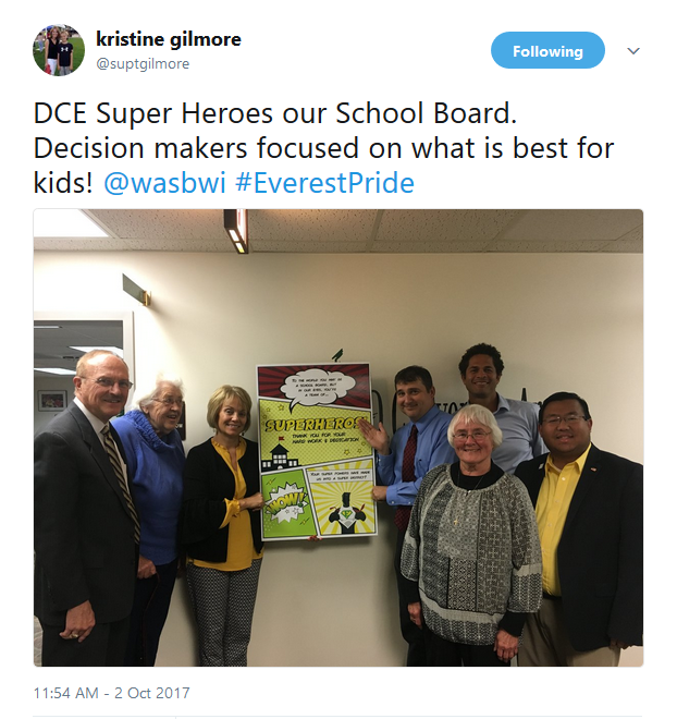 DC Everest School Board