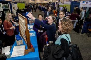 Image Convention Exhibit Hall Photo