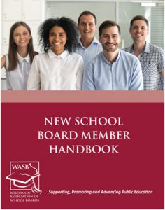 Image New School Board Member Handbook Cover